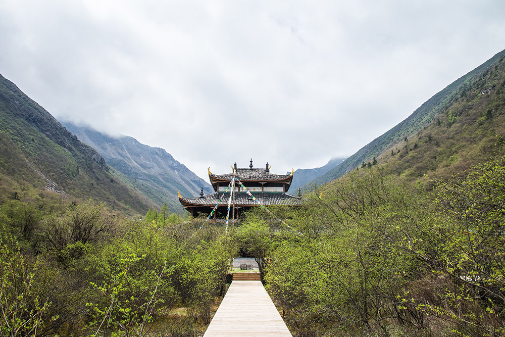 Huanglong in China 1