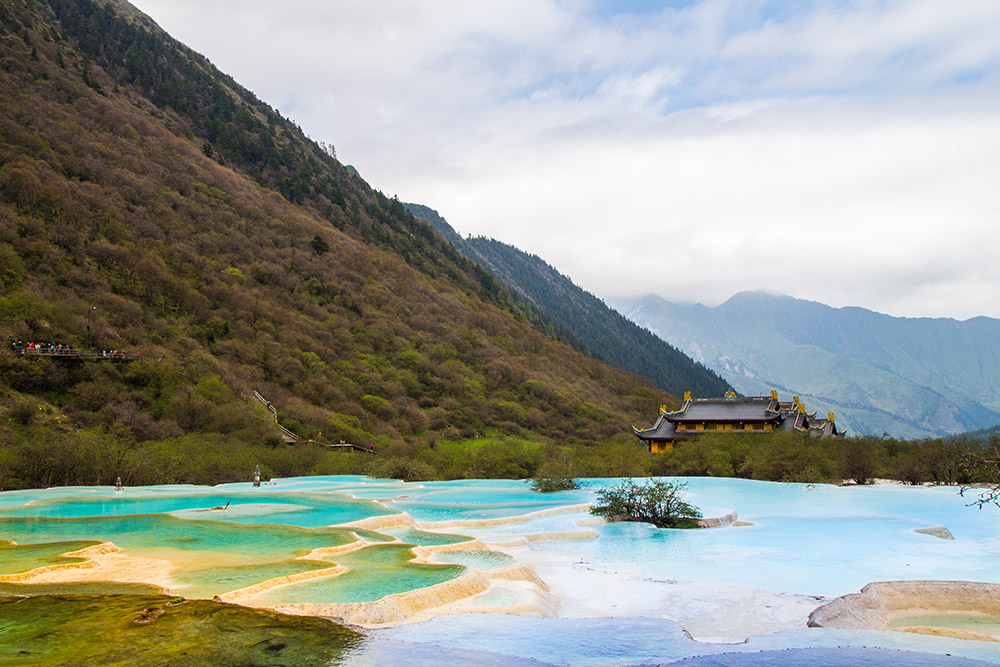 Huanglong in China 3