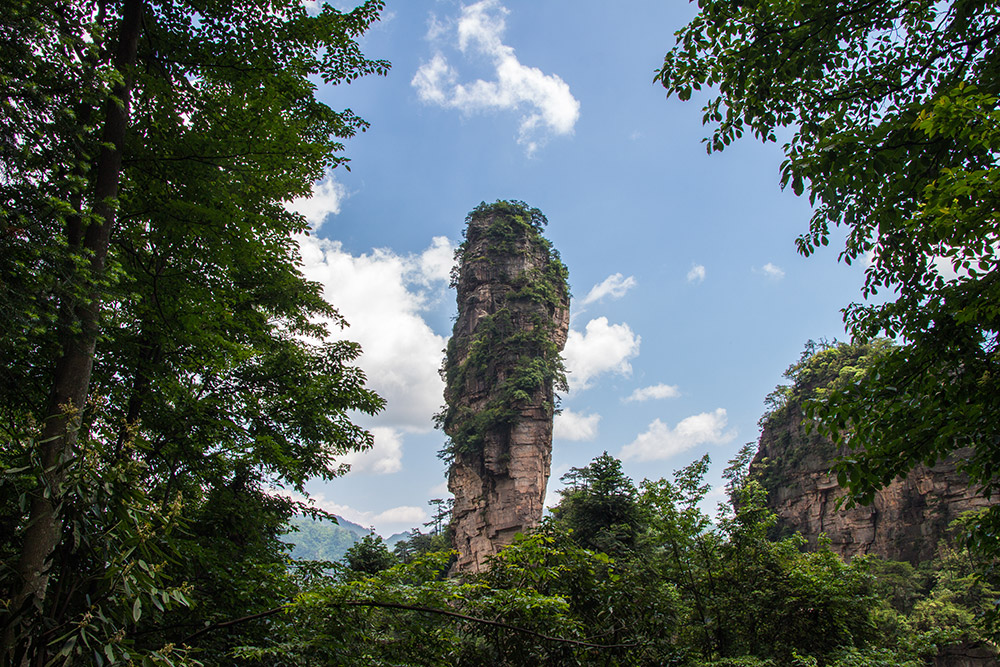 Zhangjiajie National Park in China 5