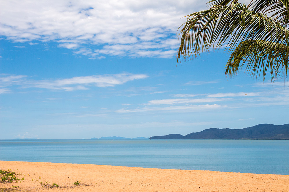 View on Magnetic Island